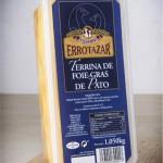 Terrina de Foie-Grass de pato