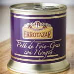 Paté de Foie-Gras con Hongos Lata 200 gr.